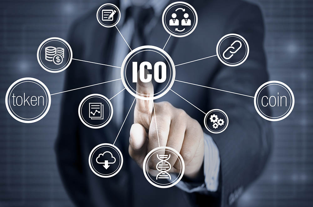 ICO cryptocurrencies