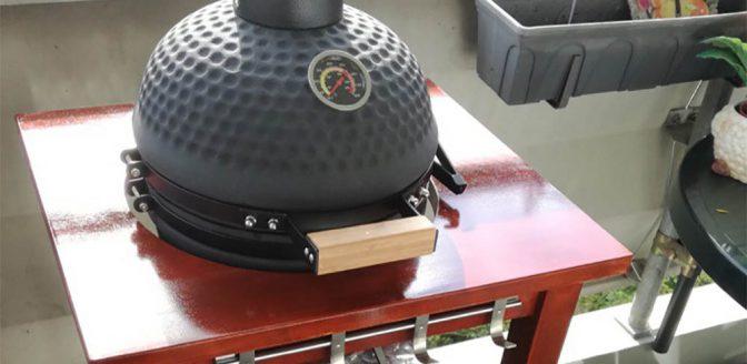 Ikea hack bbq roltafel