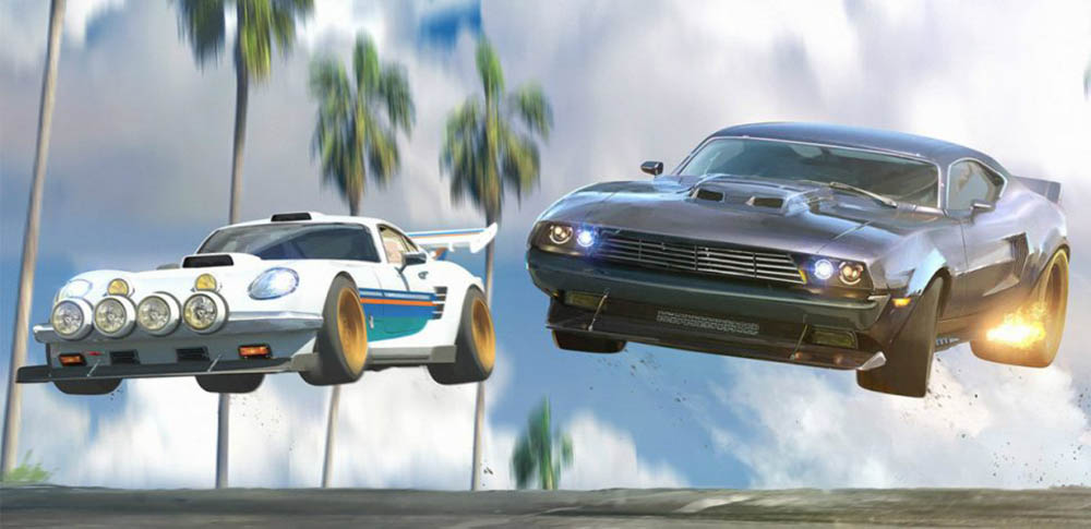 Netlix Fast and Furious