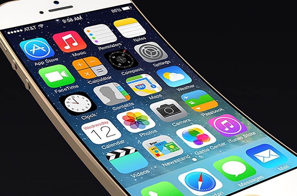 opvouwbare iPhone