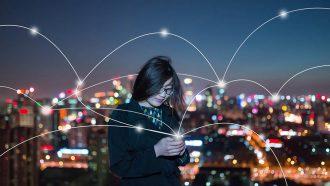 smartphone netwerk