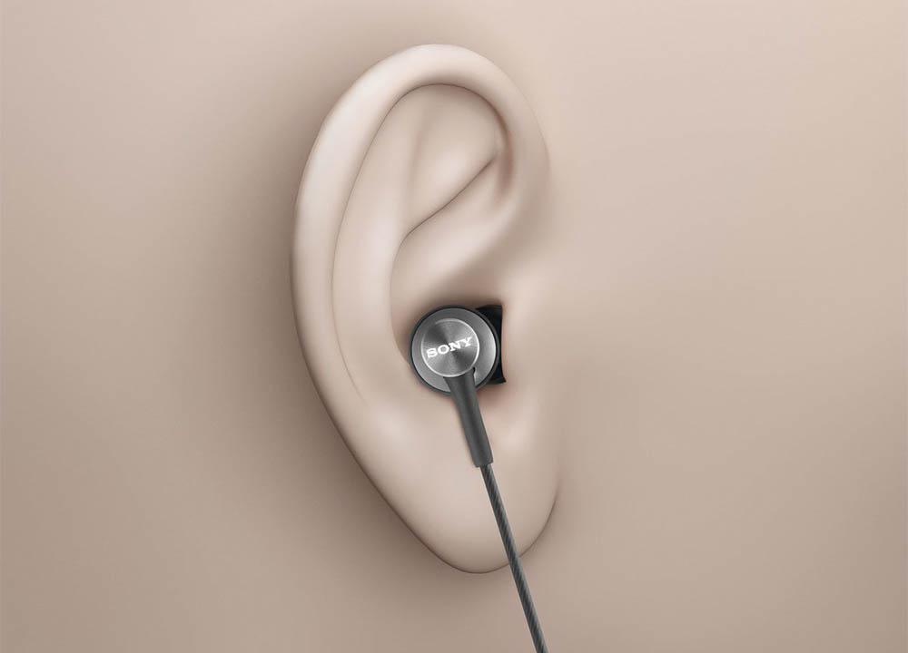 Sony MDR-EX450AP oordopjes
