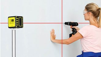 Wish laser kubus