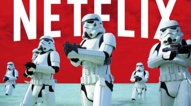 Star Wars Disney Netflix Streamingdienst