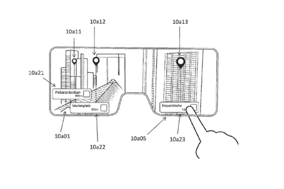 Apple augmented reality bril Akonia Holographics