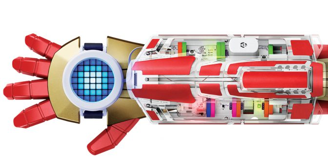 Avengers Hero Inventor Kit