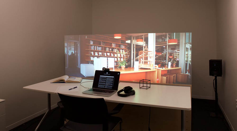 MIT Media Labs Mediated Atmosphere bureau
