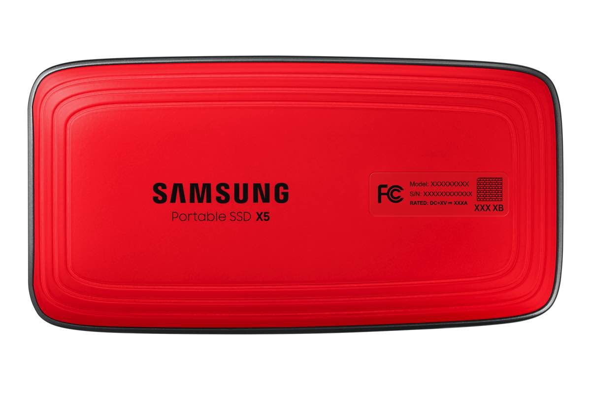 Samsung SSD X5