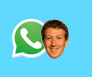 Facebook WhatsApp reclame advertentie