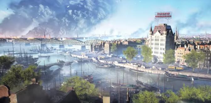 Rotterdam Battlefield V