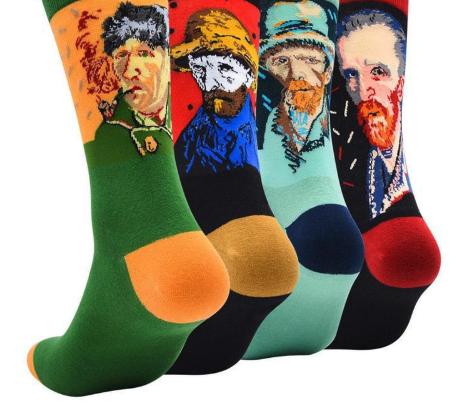 Van Gogh sokken