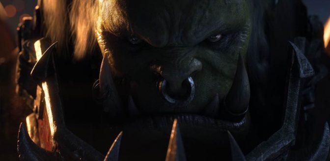World of Warcraft-animatie