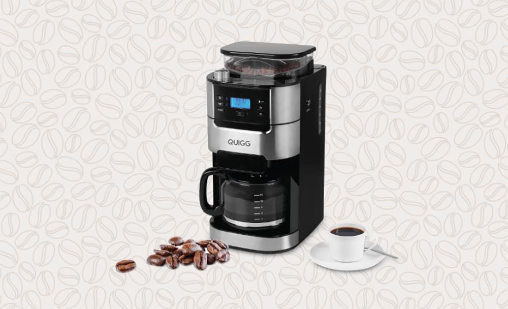 Aldi koffiezetapparaat