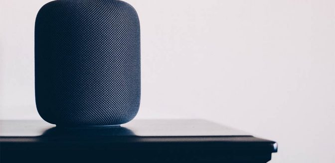 Apple HomePod slimme speaker