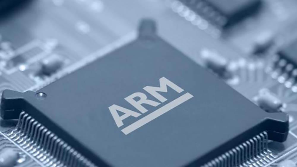 ARM Huawei chips