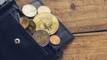 Bitcoin portemonnee