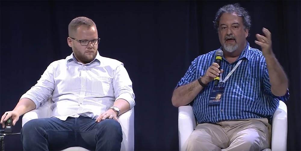 BlockShow Americas 2018 Wall Street vs Crypto