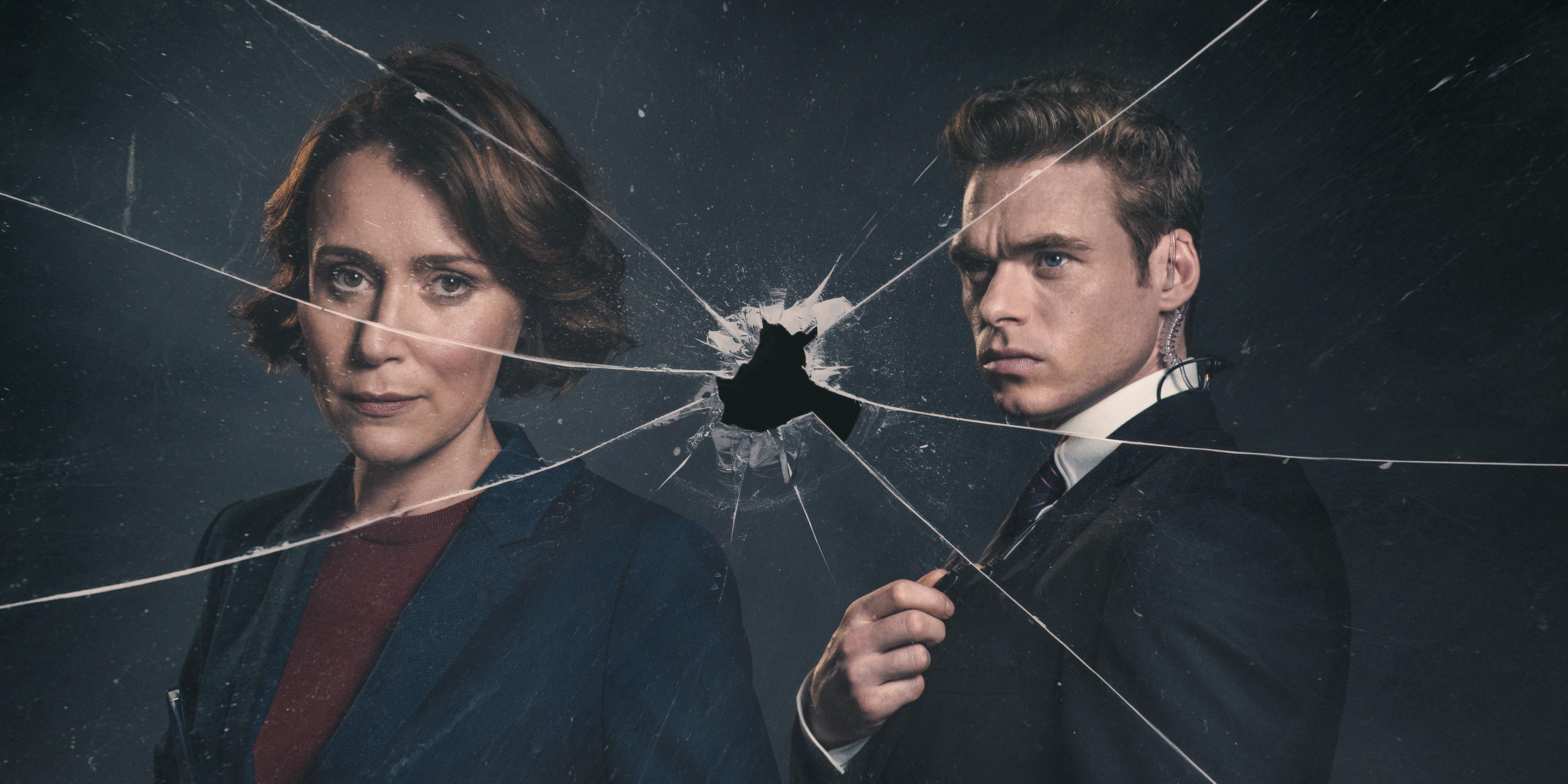 Bodyguard: thriller-miniserie van BBC