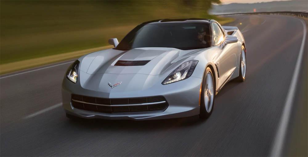 Corvette Stingray auto 2019