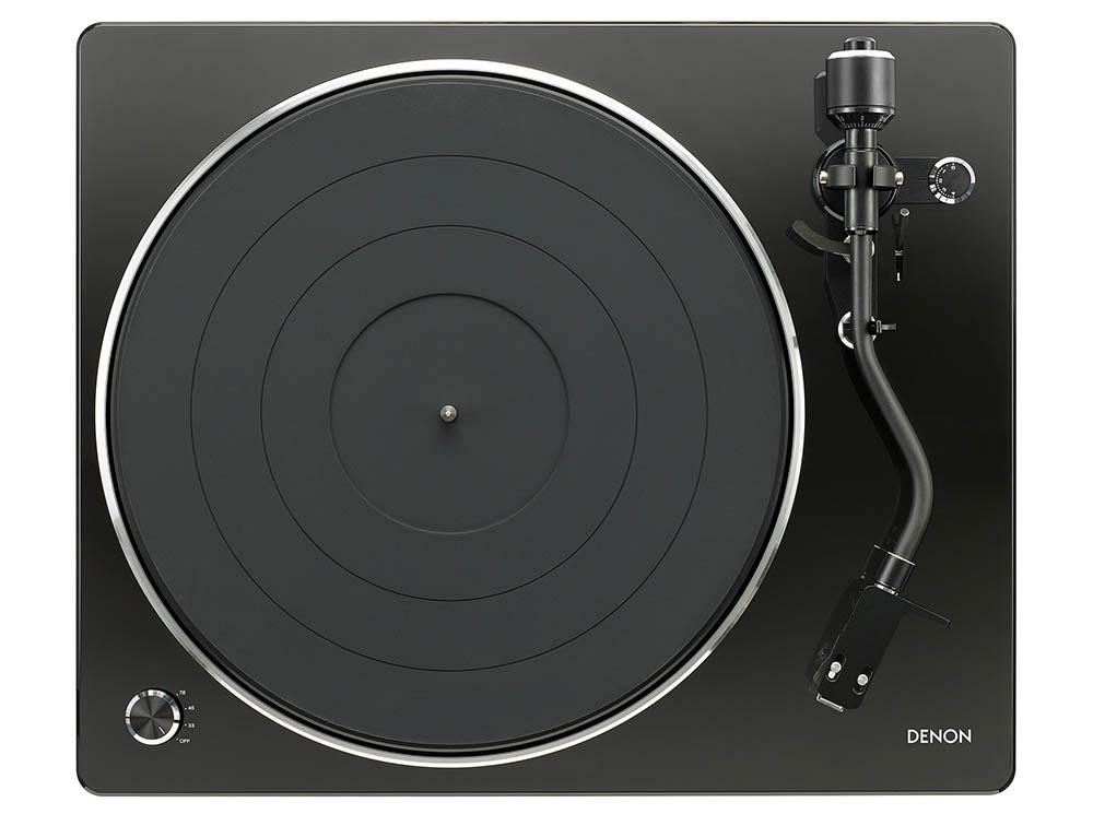 Denon DP-400 platenspeler