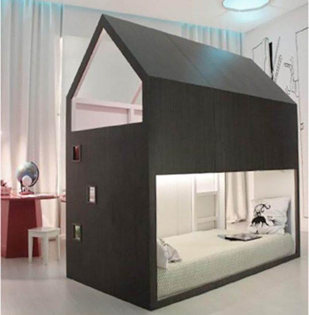 Ikea hack bed speelhuis