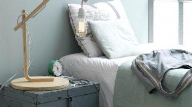 Ikea hack FROSTA lamp VT Wonen