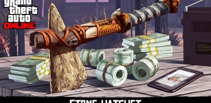 Stone Hatchet GTA Online
