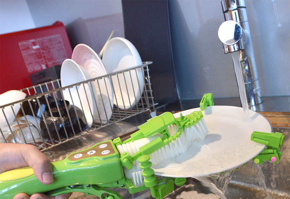 Kurasa Wash gadget afwas