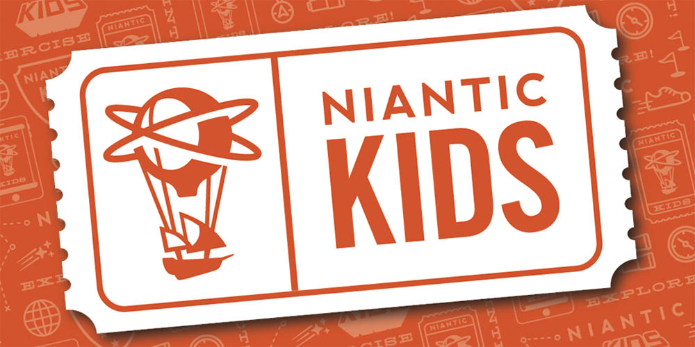 Niantic Kids Pokémon Go