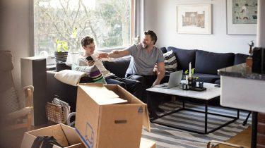 verhuizen nieuwe woning