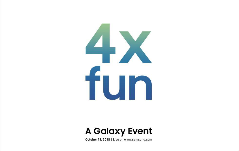 4x fun: Wat heeft Samsung voor mysterieuze plannen?
