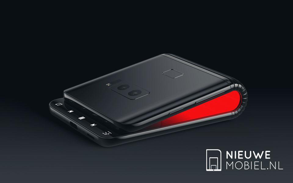 Samsung Galaxy vouwbare smartphone