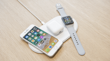 Apple Airpower oplader draadloos
