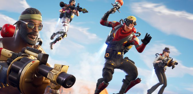 Fortnite Bluestacks 4