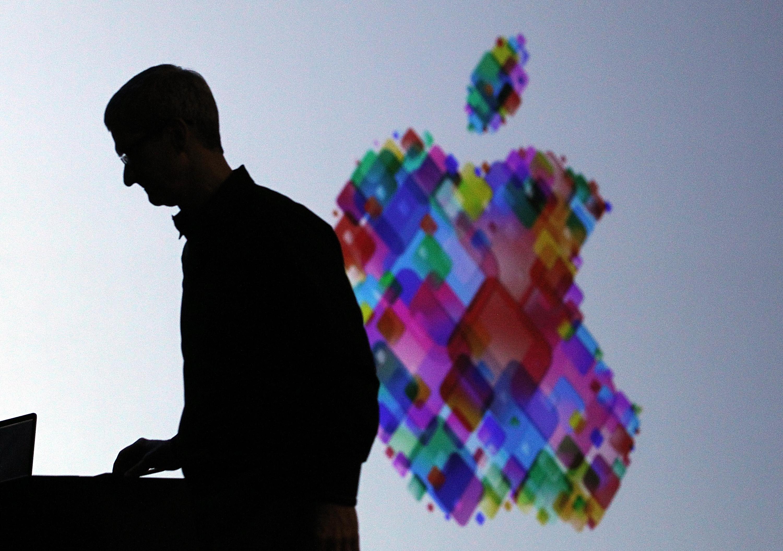 Apple gaat slecht