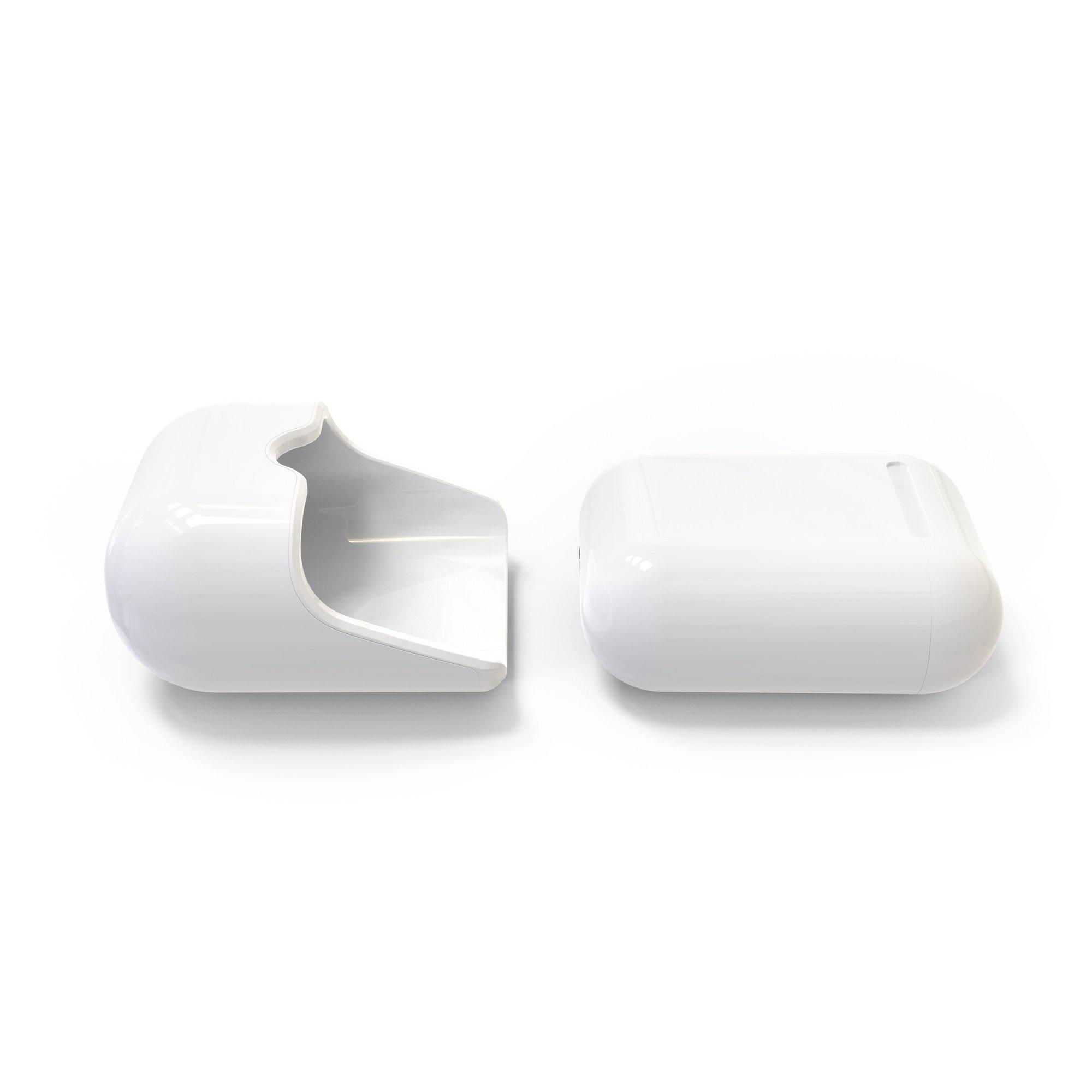 Draadloos airpods opladen QI Hyperjuice wireless