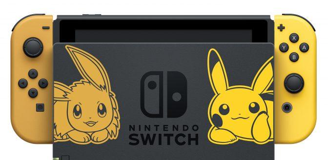 Pokemon: Let's Go Pikachu! Nintendo Switch