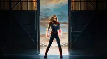 Captain Marvel trailer Disney Plus
