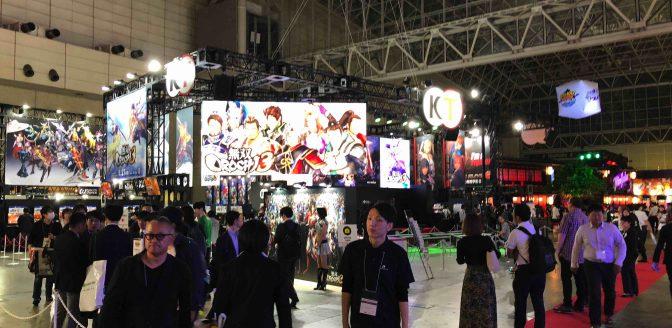 Tokyo Game Show 6