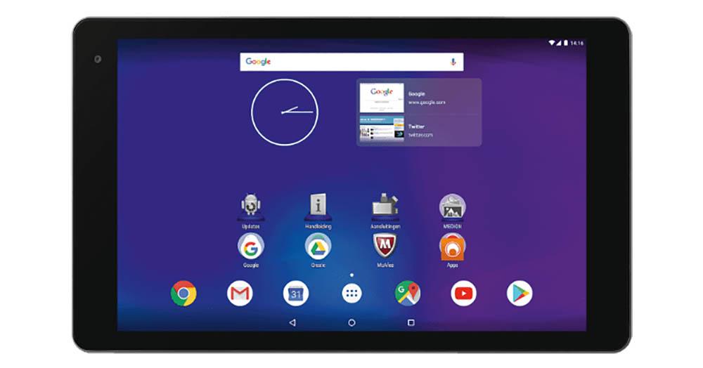 Aldi Medion tablet