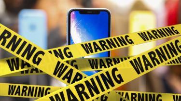 Apple crash code iPhone iPad