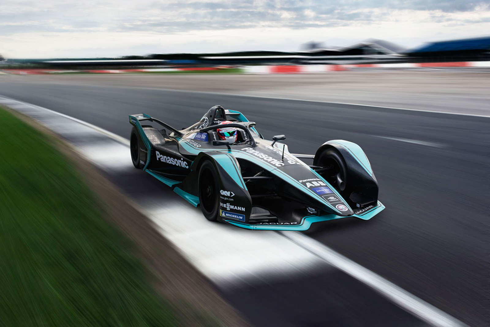 Panasonic Jaguar Racing: I-Type 3