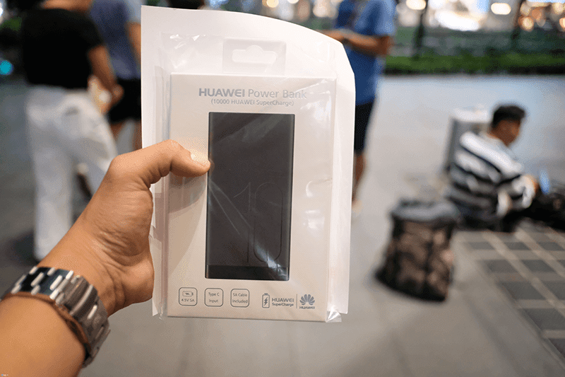 Huawei Powerbank iPhone Xs Max
