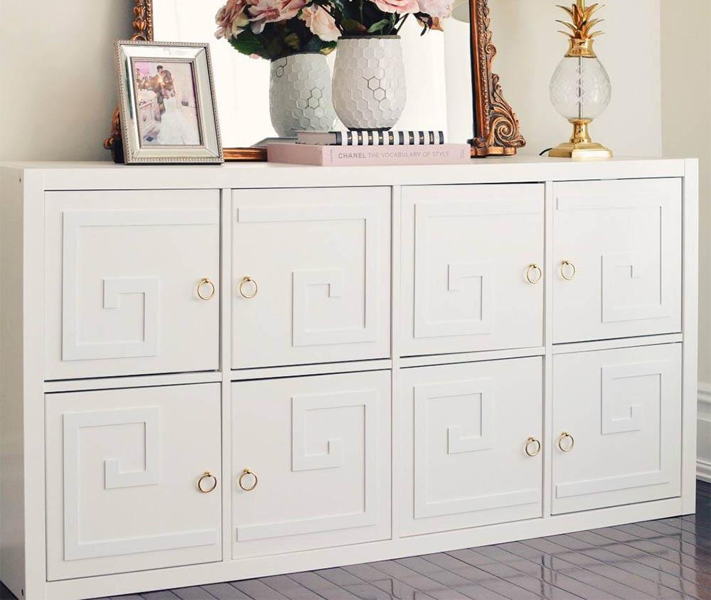 Ikea hack dressoir