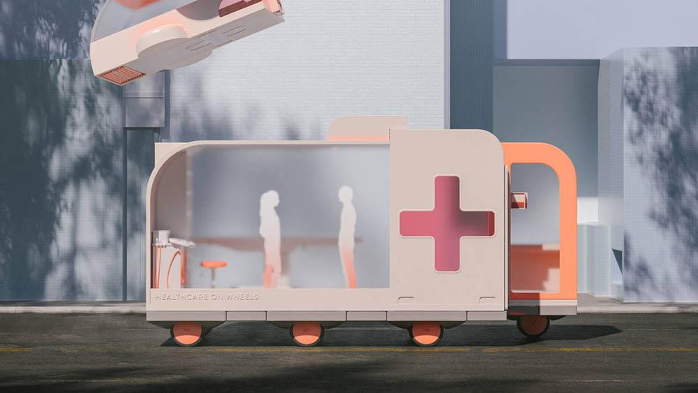 Ikea Health autonome auto