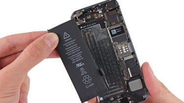 iPhone batterij vervangen