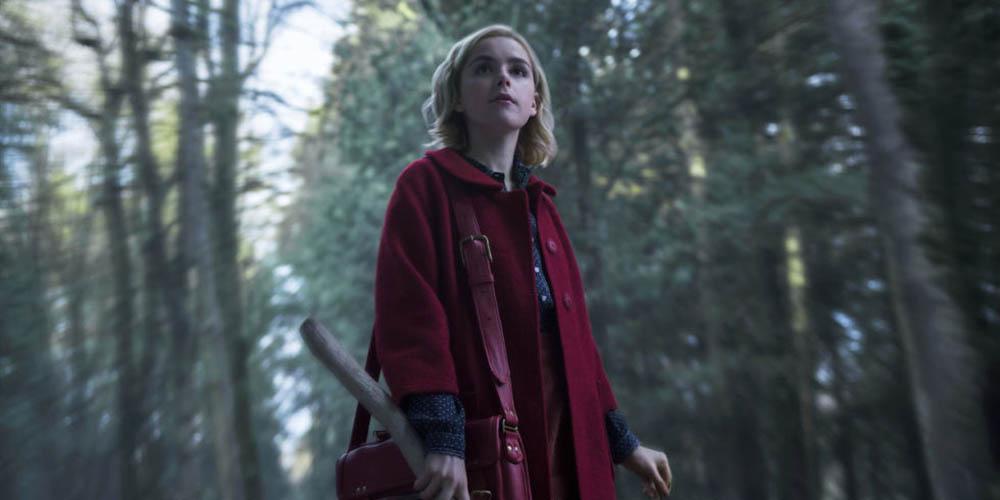 Netflix Chilling Adventures of Sabrina