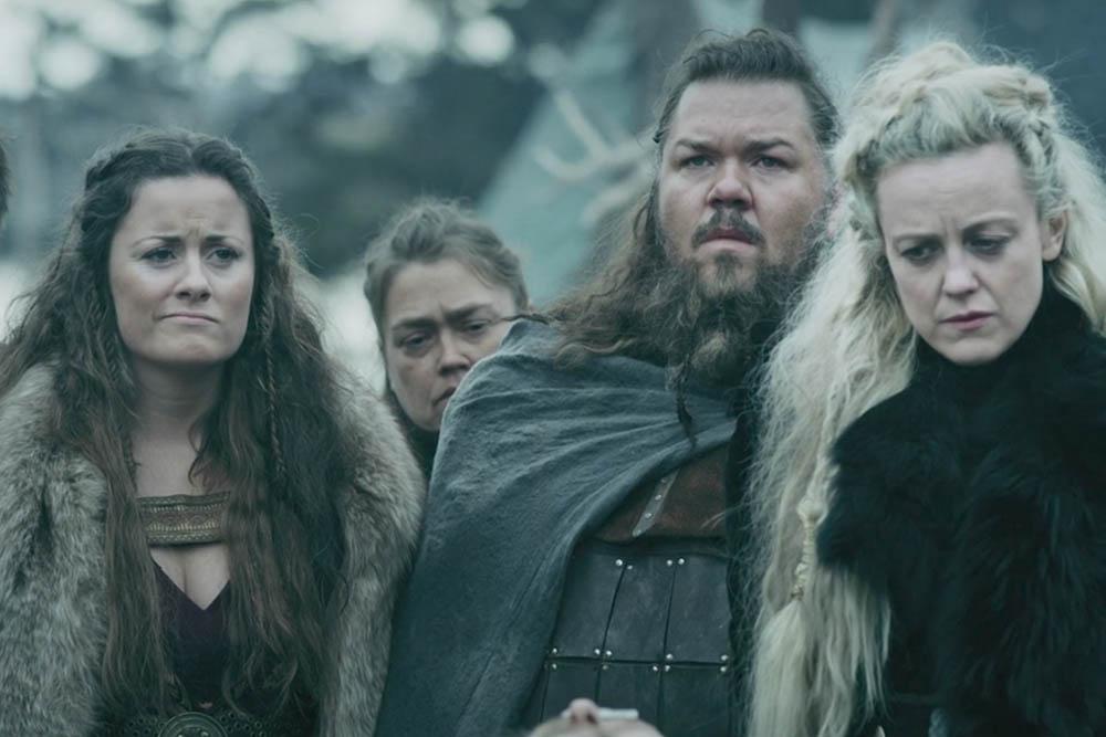Netflix Norsemen