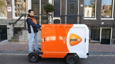 PostNL elektrische fiets