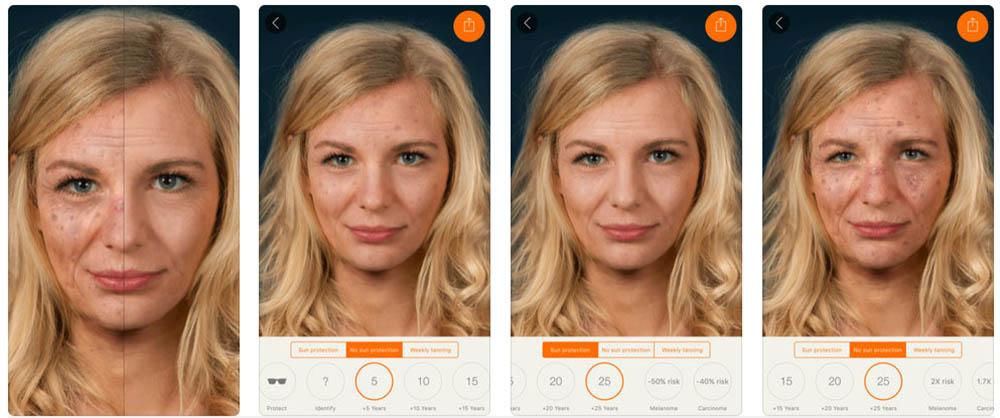 Sunface app
